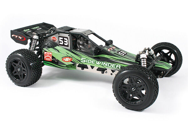 FTX Sidewinder 1/8 2WD Brushless Electric Sandrail Buggy RTR 2.4Ghz Radio Green