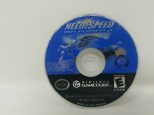 Need-for-Speed-Hot-Pursuit-2-Carbon-Lot-of-2-Nintendo-Gamecube-Disc-Only-Tested