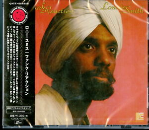 LONNIE-SMITH-FUNK-REACTION-JAPAN-CD-Ltd-Ed-C65