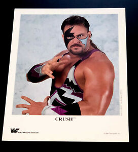 WWE-CRUSH-P-211-OFFICIAL-LICENSED-AUTHENTIC-8X10-PROMO-PHOTO-VERY-RARE