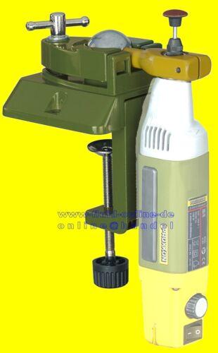 PROXXON 28610 Universalhalter UHZ mit 20mm Aufnahme und Zwinge 60mm NEU