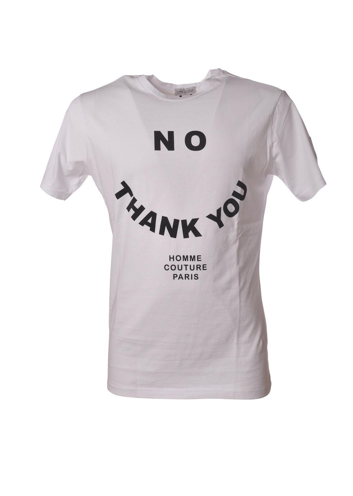 Daniele Alessandrini - Topwear-T-shirts - Mann - Weiß - 5288821G184351