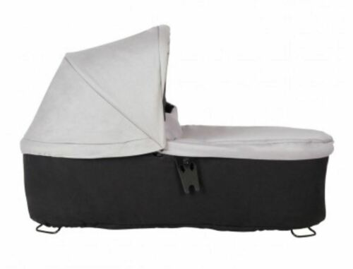 Carrycot Plus Babywanne für Mountain Buggy Duet V3 Silber Retourenware