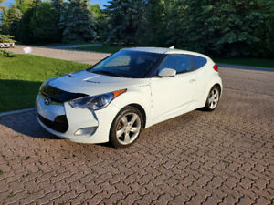 2013 HYUNDAI VELOSTER, EXCELLENT SHAPE, NEW SAFETY