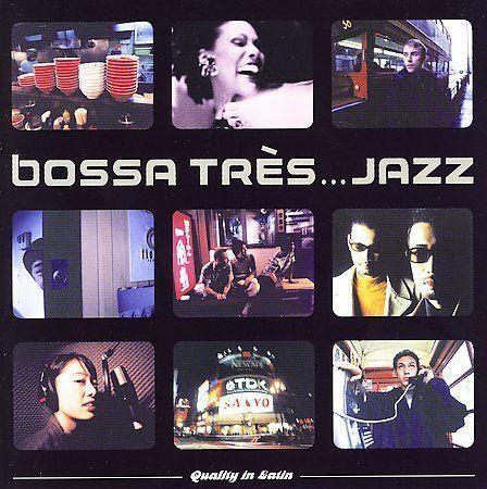 1 of 1 - Various - Bossa Tres...Jazz /4