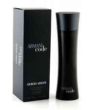 Armani Code Giorgio Armani Men 6.7 OZ 200 ML *Eau De Toilette* Spray Nib Sealed
