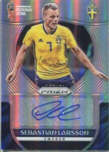 Image is loading Panini-Prizm-World-Cup-2018-Refractor-Autograph-Card- 5ed2114e1