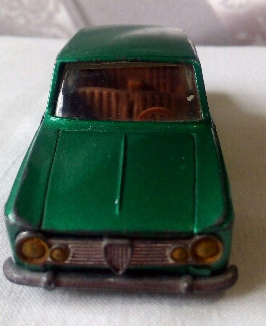 MEBETOYS  giulia Ti Scale Model 1 42 a3 voiture Seat vert Collection  commandez maintenant avec gros rabais et livraison gratuite