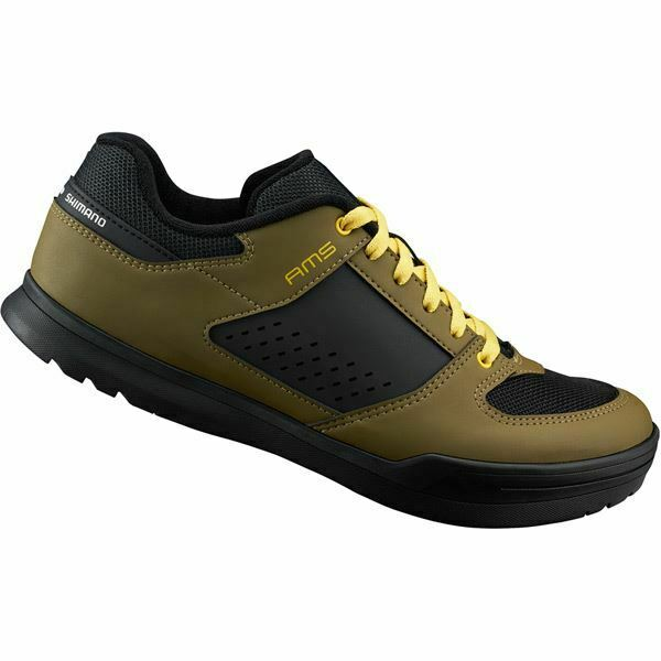 Shimano AM5 (AM501) SPD shoes, Olive, Size 41