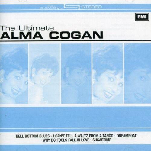 1 of 1 - Alma Cogan - Ultimate [New CD] Asia - Import