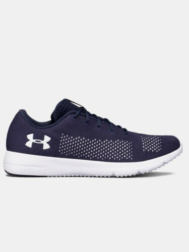 1297445-410 Under Armour Men/'s UA Rapid Running Shoes Navy Blue Sizes 8.5-13