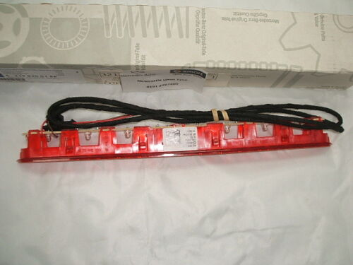 Genuine Mercedes-Benz c219 CLS Rear addtional 3rd Stop brake lamp a2198200156