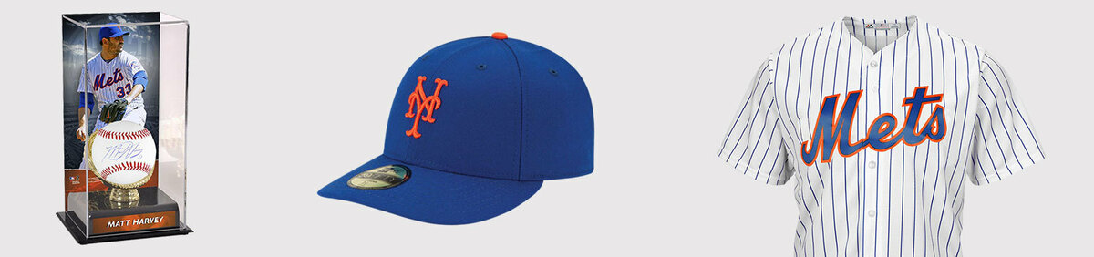 Shop Event New York Mets Authentic fan apparel & collectibles