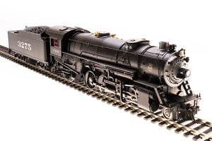 Broadway Limited HO Santa Fe 2-8-2 Heavy Mikado P3 Sound DC DCC 5546  New