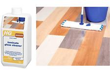 HG detergente per laminato lucido Wash and shine laminato Floor Cleaner 1 LITRI No. 73