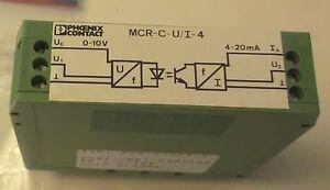 2781592-PHOENIX-QTY-1-MCR-C-U-I-4-NEW-Made-in-Germany