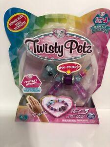 "Twisty Petz Series 1 Transforming Collectible Bracelet Set /"" Sugarcup Bunny /"""