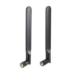 GSM GPRS WCDMA LTE Antenne 3G 4G 9dBi 780-960/1710-2700MHz SMA/RP-SMA Stecker