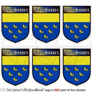 BERKSHIRE Britain ENGLAND British UK Shield Mobile Cell Phone Mini Stickers x6
