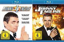 Johnny English u. Johnny English Jetzt erst recht - 2 Blu Ray Pack - Neu & OVP