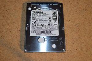 Dell-MQ01ACF050-Toshiba-500GB-7200RPM-Slim-7mm-SATA-2-5-034-Hard-Drive-0C7F2G-QTY