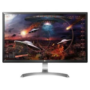 "LG 27UD59-B 27"" 4K Gaming Monitor UHD 3840X2160 FreeSync IPS LED HDMI DP 5MS"