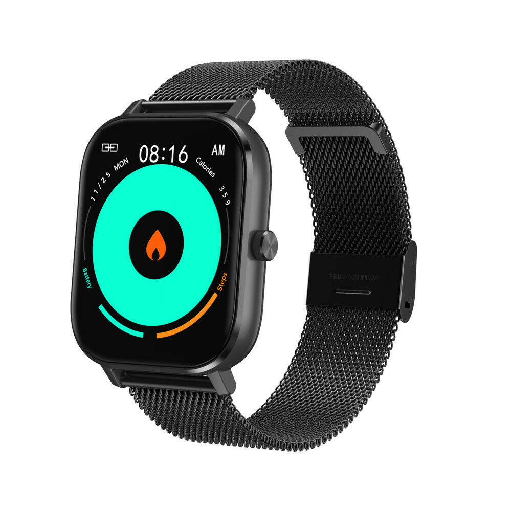 Smart Watch ECG Heart Rate Monitor Sport Wristwatch for Samsung S20 S10 S9 S8 +