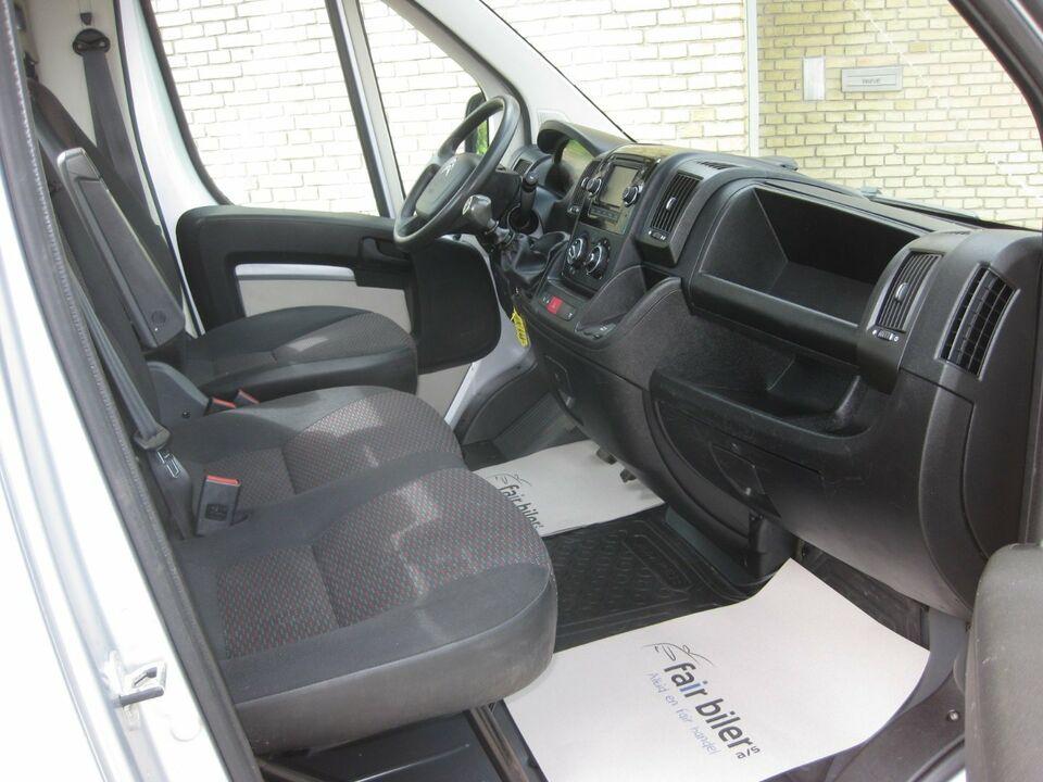 Citroën Jumper 35 2,2 HDi 150 Chassis L3 d Diesel modelår