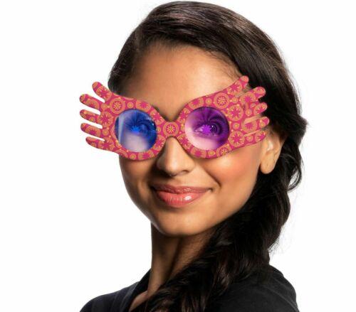 Luna Lovegood Spectrespecs Glasses Harry Potter Sunglasses Costume Cosplay Gift