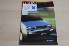 95303) Fiat Ulysse Prospekt 02/2001