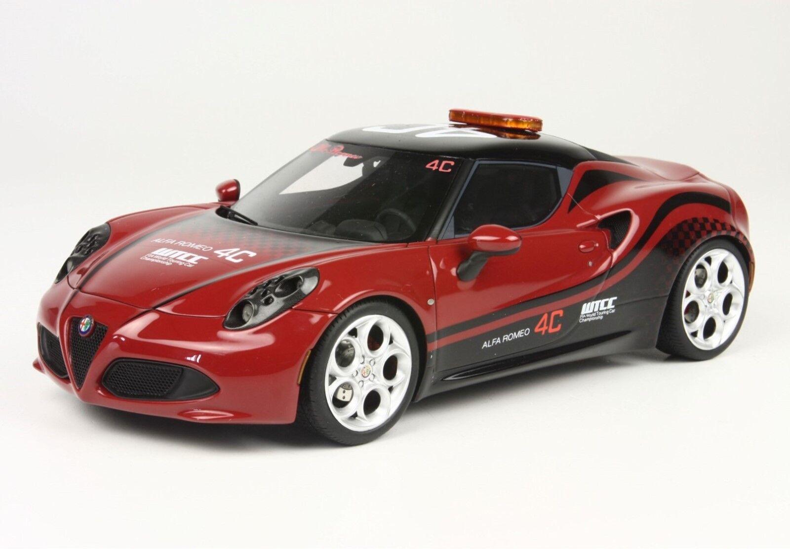 Alfa Romeo 4C WTCC BBR Top Marques 1 18 LOW LOW LOW PRICE      a3ff04