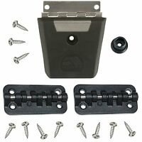 Igloo Cooler Stainless Steel Hybrid Latch & Hinge Replacement Part