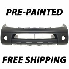 New Painted to Match - Front Bumper Cover for 2005 2006 2007 Nissan Pathfinder
