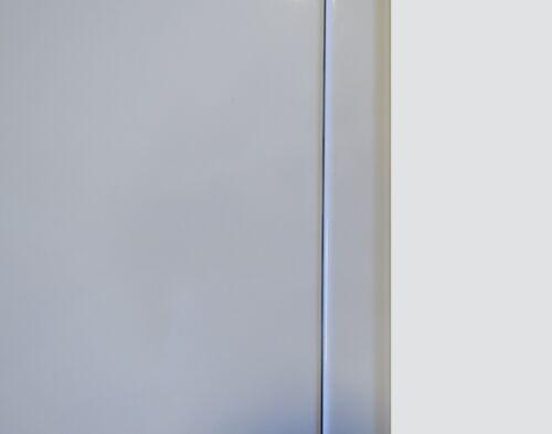 Revisionsklappe Revisionstür Weiß Softline mit Schnappverschluss 300x300mm