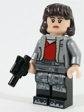 LEGO STAR WARS STORY MINIFIGURE QI/'RA QIRA WITH BLASTER 75209 LANDSPEEDER