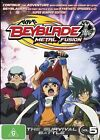 Beyblade - The Survival Battle : Vol 5 (DVD, 2011)
