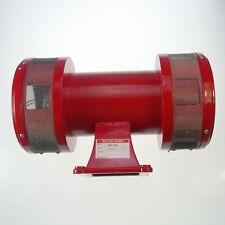 AC220V 2A 160db Motor Driven Air Raid Siren Metal Horn Industry Boat Alarm