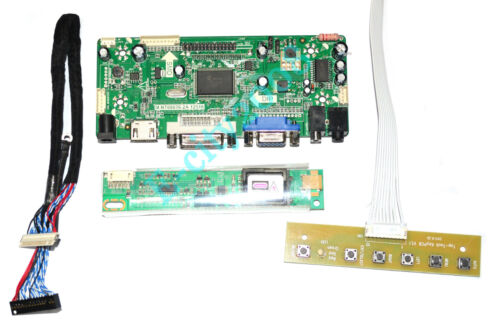 HDMI+DVI+VGA+Audio Controller Board Driver Kit for Samsung LTN154W1-L01 1440*900