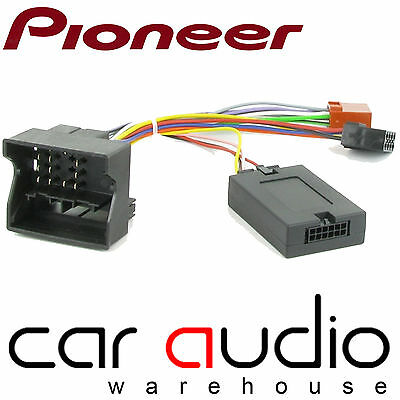 CTSVX001 Pioneer Stereo Steering Wheel Stalk Control Adaptor For VAUXHALL Vectra