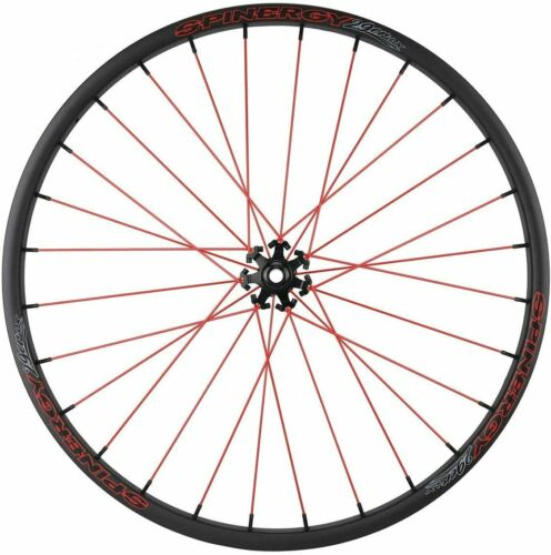 """LX 29"""" Patented PBO Fiber Spokes SPINERGY Mountain Front Bicycle Wheel"""