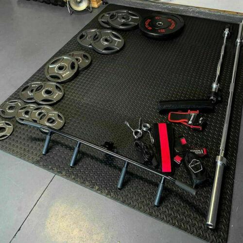 60 x 60cm Bodenmatte Puzzlematte EVA Unterlegmatte Bodenschutzmatte 8//12//24stk