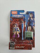 Mega Construx Pro Builders Masters of the Universe Prince Adam Figure MOTU GNV33