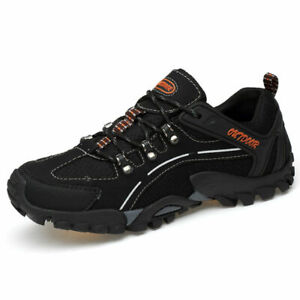 Men-039-s-Casual-Sneaker-Trail-Running-Hiking-Comfort-Climbing-Black-Athletic-Shoes