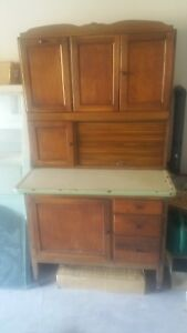 Image Is Loading Marsh Or Hoosier Baking Cabinet