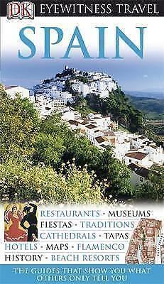 Dk Eyewitness Travel Guide: Spain-ExLibrary