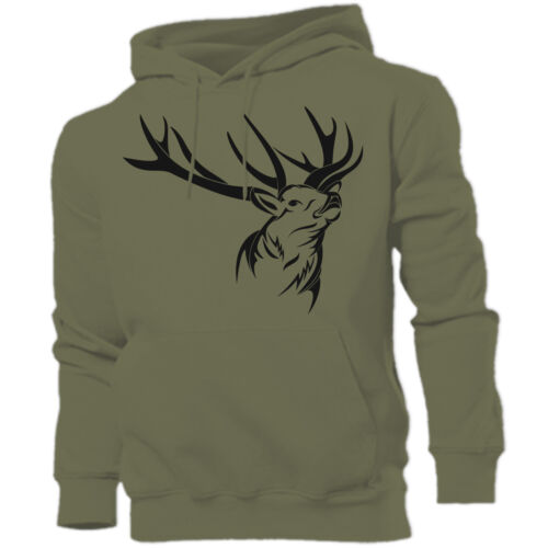 DEER hunting shooting stalking hoodies Father/'s Day birthday Xmas gift