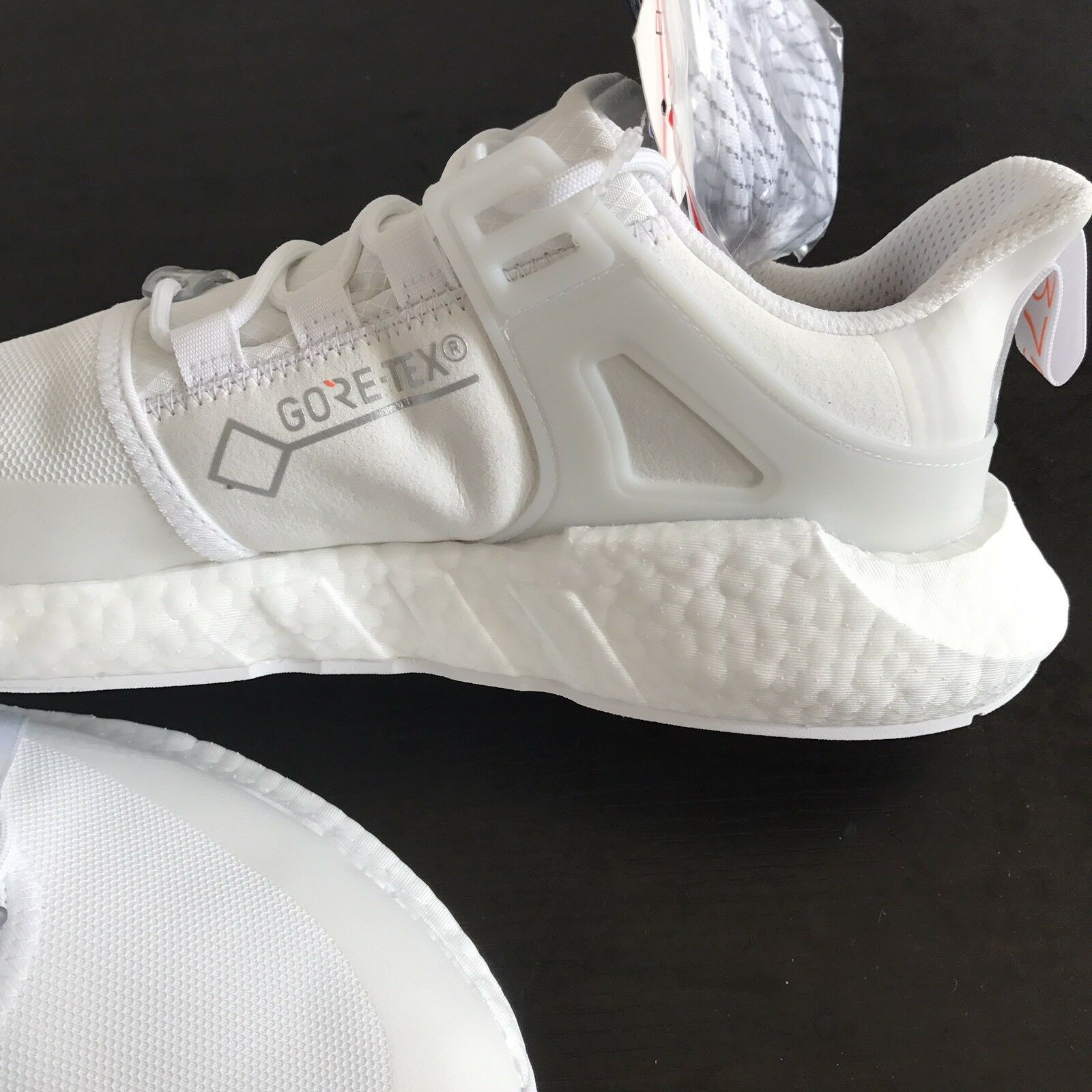 New Adidas Mens EQT Support 93/17 Boost GTX Gore Tex White Size 7