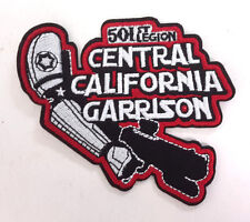 """Star Wars 501st Central California Garrison 4"""" Embroidered Patch (SWPA-FC-40)"""