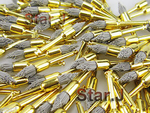 100pcs-NEW-Dental-Alumina-Polishing-Polisher-Brushes-Latch-Type