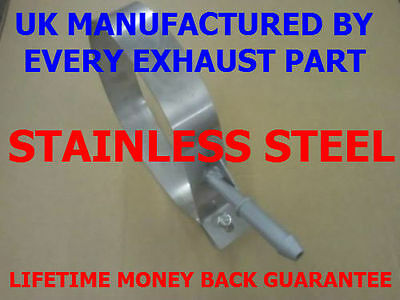 PEUGEOT 207 REAR SILENCER EXHAUST STRAP BAND BRACKET HANGER MOUNT BACK BOX